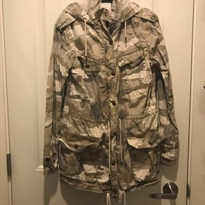 Talula jacket in green xs